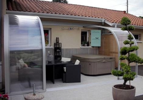 whirlpool berdachungen von v roka. Black Bedroom Furniture Sets. Home Design Ideas